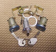 Ignition Barrel & Keys + Door Locks for LC TORANA