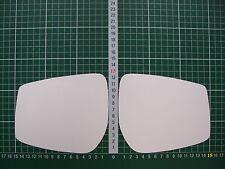 Außenspiegel Spiegelglas Ersatzglas Nissan Note ab 2013 Li oder Re sph konvex
