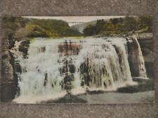 Letchworth State Park, N.Y., Hand-Colored