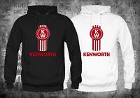 kenworth Trucks Famous Logo Hoodies Sweatshirts XS-XL