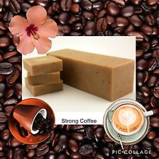 All-Natural Coffee Soap