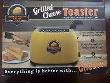 Smart Planet GCN-1ST Grilled Cheese Sandwich Toaster Maker New In The Box