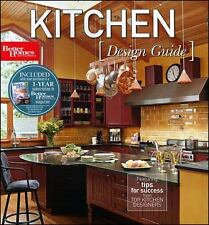 KITCHEN DESIGN GUIDE-Book18 (Better Homes and Gardens) Paperback, NEW