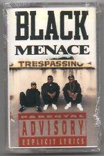 BLACK MENACE Ghetoasnigga New Orleans Rap Tape Precise Prime Suspect Fiend 1992
