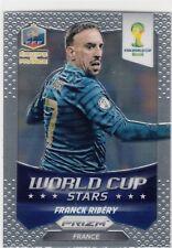 2014 Panini Prizm World Cup Stars Base #15 Franck Ribery France