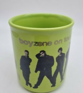 Boyzone On Tour 1996 Official Merchandise Vintage Mug. Very Good Condition