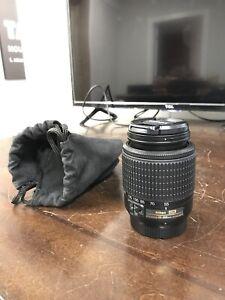Nikon DX SWM ED 55-200mm 4-5.6G AF-S NIKKOR zoom lens - Used Condition