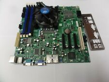 SuperMicro  X8SIL , LGA 1156, Server Motherboard with i/o shield and cooling fan