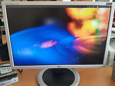 "Monitor LG Silver 20"" 5ms Widescreen LCD Monitor 