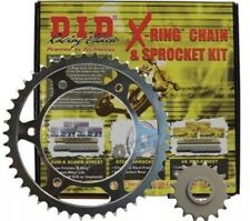 2003-04 Kawasaki ZX-6RR ZX600K1 Ninja DID X-Ring Chain and Sprocket Kit DKK-003