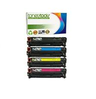 4PK Toner Cartridge Color Set For Canon 118 ImageCLASS MF8380CDW MF8350CDN