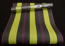 Wish Tapete 05617-30 0561730 Papiertapete steifen schwarz grün