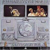 Bob Marley Babylon by bus (1978, & The Wailers) [CD]