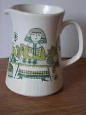 Vintage Collectable Antique Retro Turi Design Figgjo Market Gravy Jug Norway