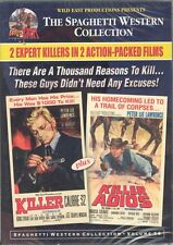 Killer Calibre 32 & Killer Adios DVD Wild East Productions