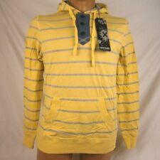 XRay Kangaroo Hoodie XL Yellow/Gray NWT #226C   DV952