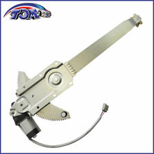 Power Window Regulator Motor Assembly Front Right For Ford F250 F150 F350 741754