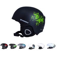 MOON Skiing Helmet Autumn Winter Adult ski snowboarding Snow Sports equipment