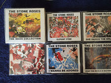 The Stone Roses, MAXI COLLECTION, 5 CD box (1991) lim., superrar, GERMANY ONLY, TOP!!!