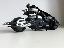Batman Bike DC Comics The Dark Knight Rises with sound, lights, movement, No Rem