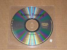 IVANO FOSSATI - INVISIBILE - CD SINGOLO PROMO