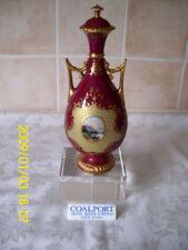 Gold Coalport Porcelain & China