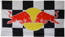 Red Bull banner 3X5FT flag US Seller