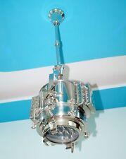 Steel Light Kitchen / Nautical / Industrial / Chandelier Large Hanging Pendant