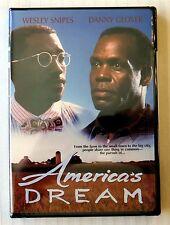 America's Dream ~ New DVD Movie ~ Maya Angelou Short Story Danny Glover Video