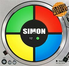 "Simon Says Dance Club DJing Slipmat Turntable 12"" Record Player DJ Audiophile"