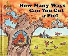 How Many Ways Can You Cut a Pie? (Magic Castle Readers)-ExLibrary