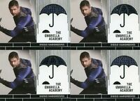 VL The Umbrella Academy season 1 chase card RC2 David Castaneda Diego Hargreeves