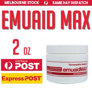 EMUAID MAX for Eczema Acne Dermatitis Psoriasis Skin  0.5oz 14ml 2 oz 59ml AU