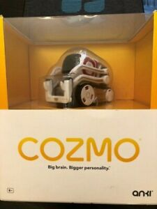 Cozmo Robot by Anki with Cozmo Anki Carrying Case