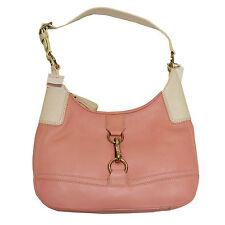 Coach Purse Womens Handbag Petal Pink Leather Hamilton Large Hobo F13088 New