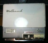 Vintage Original WOLLENSAK T-1515 Stereo Reel to Reel Tape Recorder VACUUM TUBE