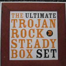 Ultimate Trojan Rock Steady /Rude boy/Revive-9 CD Box Set-SKA REGGAE-RARE SET-DJ