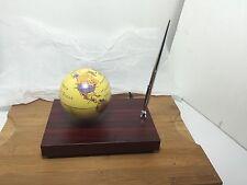 Nib Levitating Earth with Pen- Floating Magnetic - Detachable puck platform