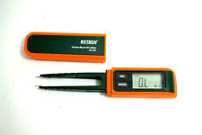 Extech Surface Mount Rc Meter Model Rc100 With New Batteries Tweezer Style