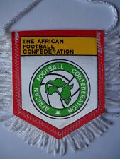Wimpel Pennant Fussball Verband Africa African # 8 x 10 cm