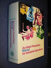 Accident Prevention Manual for Industrial Operations 1974 Asbestos Use