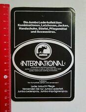 Aufkleber/Sticker: Jumbo Lederpflege (27041635)
