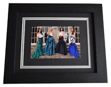 More details for celtic woman signed 10x8 framed photo autograph display music aftal coa
