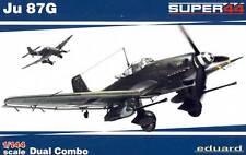 eduard - Junkers Ju 87G-2 DUAL COMBO Super44 Modell-Bausatz 1:144 NEU OVP 87 G
