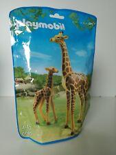 Playmobil 6640 - Animal series: Giraffe family (MISB, NRFB, OVP)