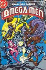OMEGA   MEN   { DC  -  Dec  1984 }    ## 21  ## 22  ## 23