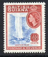 British Guiana 48 Cent c1954-63  Mounted Mint Stamp (2599)