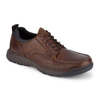CLEARANCE Dockers Mens Avery Leather Casual Lace-up Outdoor Oxford Shoe Size: 8