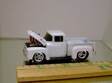 GL '56 FORD F-100 PICKUP WILD BLOWN ENGINE, OPENING HOOD AND RUBBER TIRES LTD