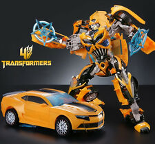 """Transformers 4 Age of Extinction Bumblebee 7"""" Toy Action Figure New In Box"""
